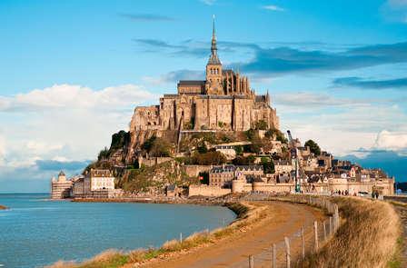 Découvrez le Mont-St-Michel et son abbaye (à partir de 2 nuits)