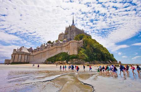 Week-end bien-être avec entrée à l'Abbaye du Mont-Saint-Michel