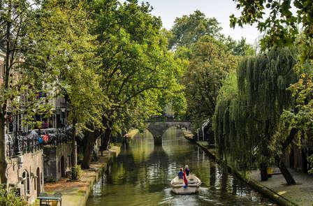 Genieten in Utrecht met verblijf in een superior kamer