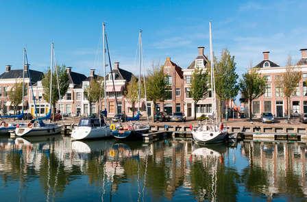 Cultureel weekend met diner in charmant Leeuwarden