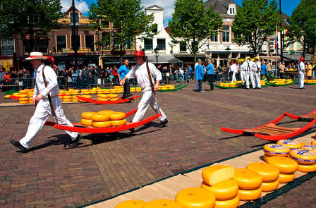 Hollandse glorie in Gouda met kaasproeverij (vanaf 2 nachten)