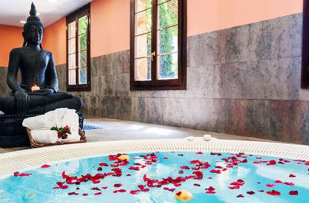 Escapada romántica plus con cena y spa en Cuenca
