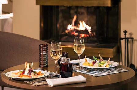 Week-end détente avec dîner gastronomique au coeur de la Savoie, entre Méribel et Courchevel
