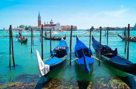 Descubre la hermosa Venecia