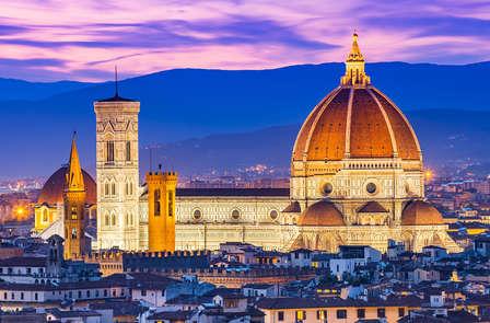 Geniet van een weekend in het historische centrum van Florence (vanaf 2 nachten)