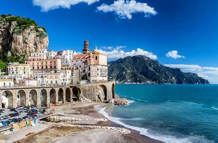Culinair genieten aan de kust van Amalfi (minimaal 7 nachten)
