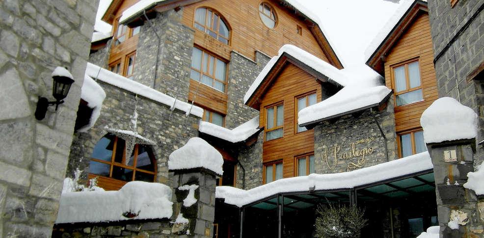 Hotel El Privilegio de Tena -
