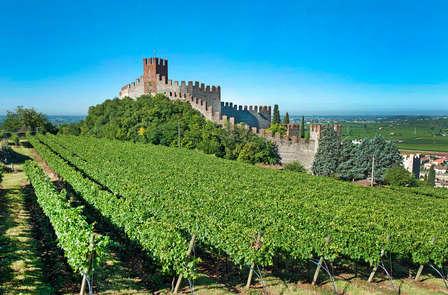 Séjour 4* sur les collines près de Vérone, entre châteaux et vignobles