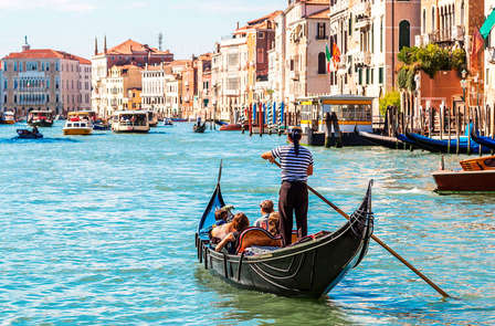 Escapada en góndola en Venecia (desde 2 noches)