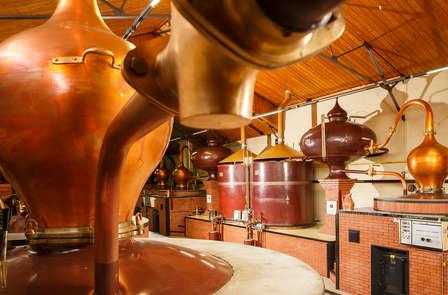 Visite d'une distillerie de Calvados et séjour 3* en plein coeur de Deauville