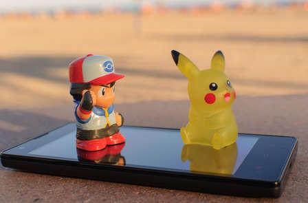 Pokestepona GO! Escapada busca Pokemons en un resort perfecto para la caza