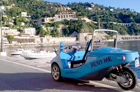 Découverte de la French Riviera avec visite guidée en voiture