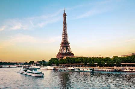Speciale aanbieding: stedentrip inclusief rondvaart over de Seine