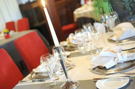 Spécial été : savourez un dîner 3 plats au cœur du Brabant-Septentrional (à partir de 2 nuits)