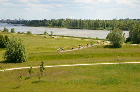 Week-end à vélo avec dîner près de Rotterdam