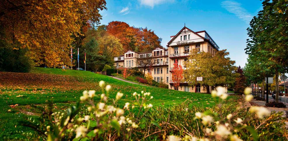 Parkhotel valkenburg h tel de charme fauquemont sur gueule for Reservation hotel pas chere