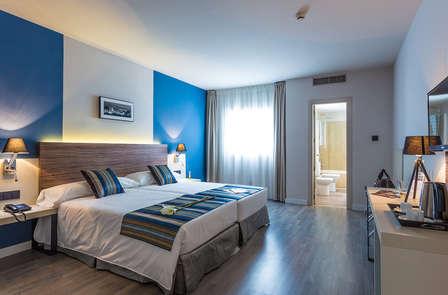 Granada mágica y gastronómica en un moderno hotel 4*