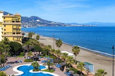 Mini Vacaciones en pensión completa, spa y acceso directo a la playa (desde 2 noches)