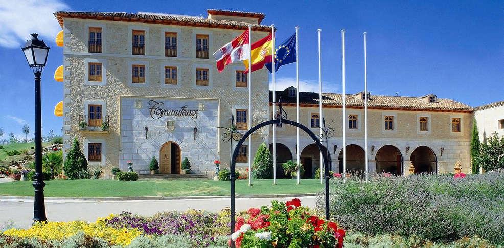 Weekend minivakantie Aranda de Duero met 1 Bezoek een wijnkelder vanaf 169 u20ac