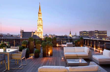 Luxe 5 étoiles et vue panoramique au cœur de Bruxelles