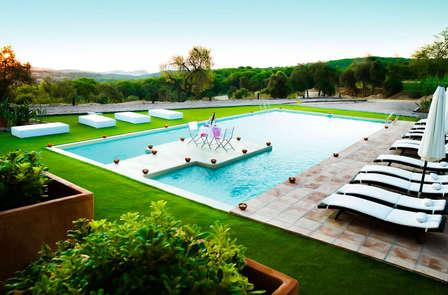 Escapada con acceso al Lujoso spa en un hotel modernista del S.XX