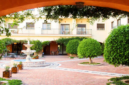 Pausa de relax con cena y spa al lado de Marbella