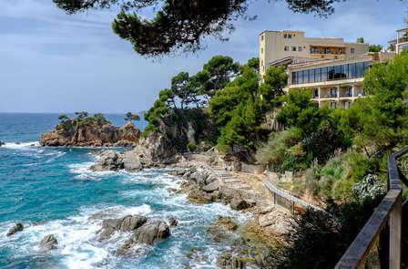 Relax en Platja d'Aro con spa y aperitivo