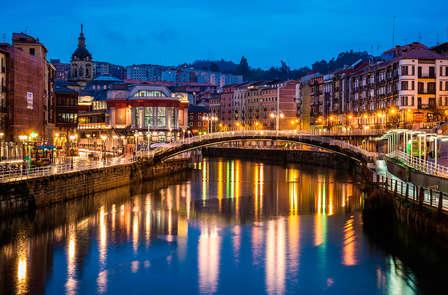 Escapada en Bilbao cerca del centro histórico