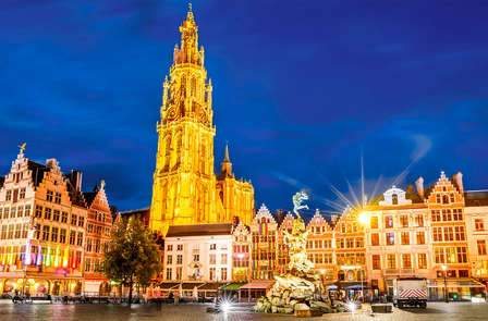 Romantisch boetiekhotel  in Antwerpen