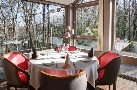 Week-end avec dîner en bordure de la forêt d'Auray