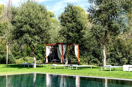 Relax en el Parque Natural de Sant Llorenç de Munt
