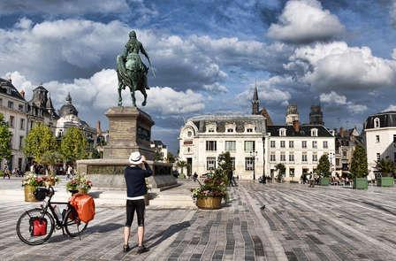 Hôtel atypique sur la route des châteaux de la Loire (à partir de 2 nuits)
