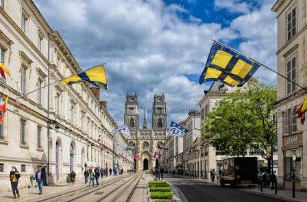 Escapade luxueuse avec spa à Orléans