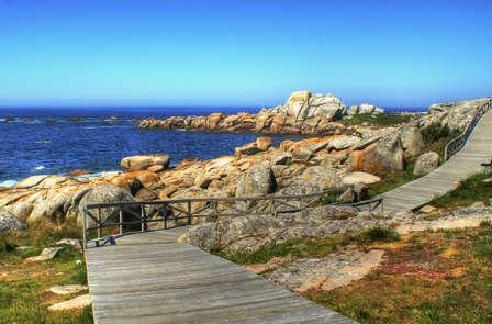 Disfruta de la Costa de Galicia con acceso a la zona relax