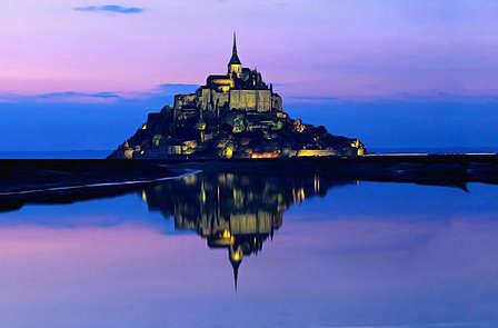 Parenthèse romantique et visite de l'abbaye Mont Saint Michel