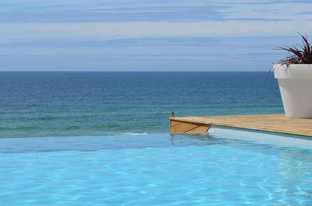 Week-end détente & SPA en chambre avec vue sur l'océan, à Biscarrosse