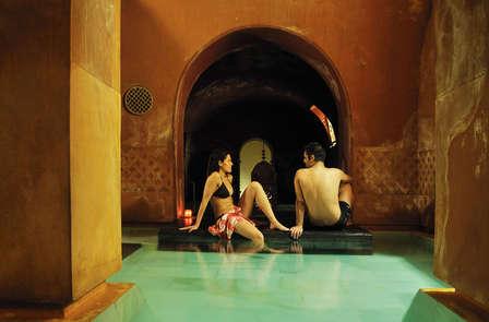 Benessere nei bagni arabi di Madrid (da 3 notti)