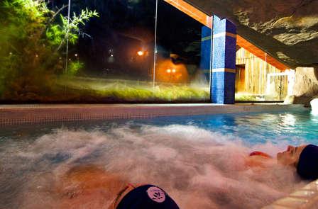 Media pensión y spa todos los días en la Sierra de Cazorla (desde 2 noches)