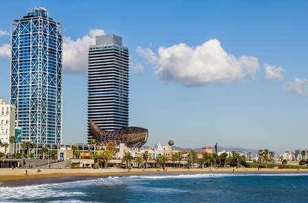 Descubre Barcelona con esta escapada junto a la playa