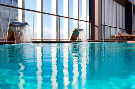 Weekend met toegang tot de spa vlakbij het strand in Barcelona