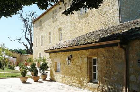 Week-end avec dégustation de vins dans un château, près de Saint Emilion