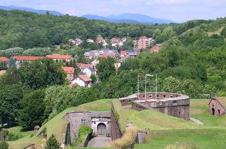Week-end romantique avec accès SPA au cœur de Belfort