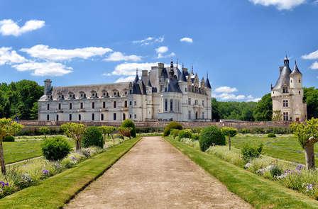 Séjour royal avec entrées au château de Chenonceau