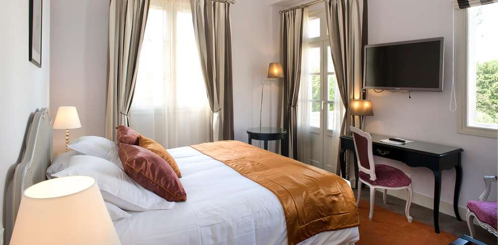 Clarion Hotel Ch 226 Teau Belmont H 244 Tel De Charme Tours
