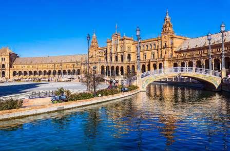 Escapada con tapeo típico de Sevilla