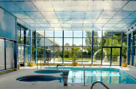 Escapada relax: Spa rodeado de jardines en Antequera