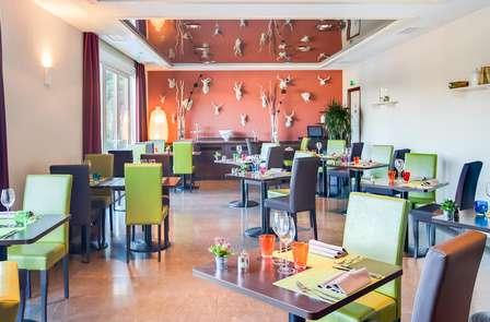 Offre spéciale: week-end détente avec dîner à Bagnoles de l'Orne