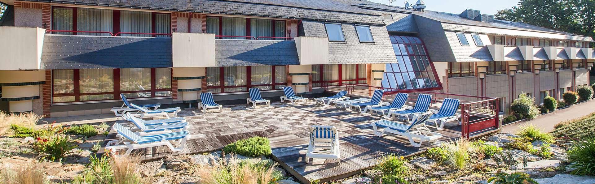 Hotel Spa Du Beryl Bagnoles De L Orne Avis