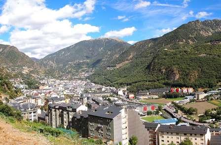 Romantisch weekend met diner in Andorra