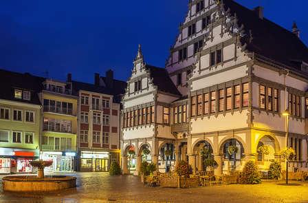 Weekend alla scoperta di Paderborn